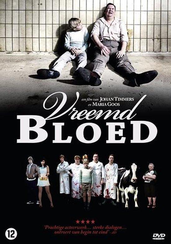 Cover van de film 'Vreemd Bloed'