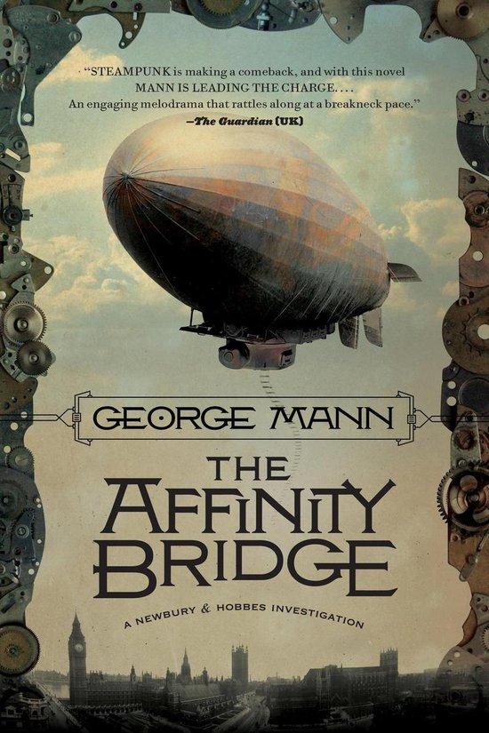 Omslag van The Affinity Bridge