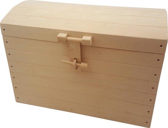 Playwood Speelgoed Opbergkist - Hout - Groot
