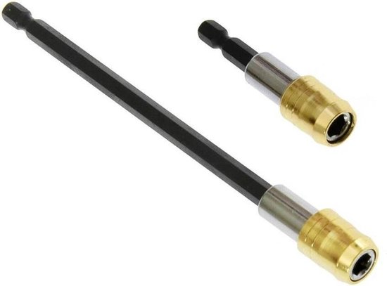 Arrow-Tech Bithouder Verlengset 2 delig 60 en 150mm 007177