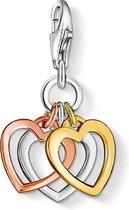 Thomas Sabo Charm Club Three Hearts Hanger 0959-431-12