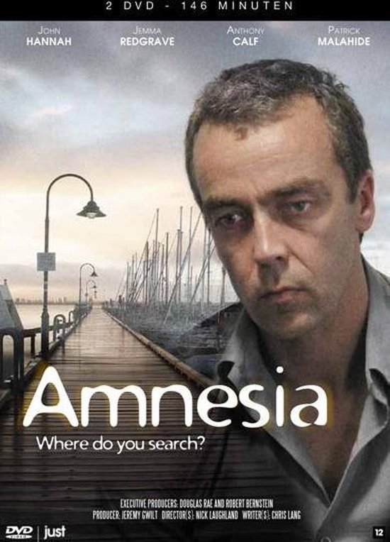 Cover van de film 'Amnesia'