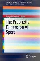 Boek cover The Prophetic Dimension of Sport van