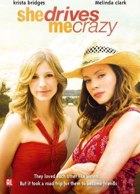 Cover van de film 'She Drives Me Crazy'