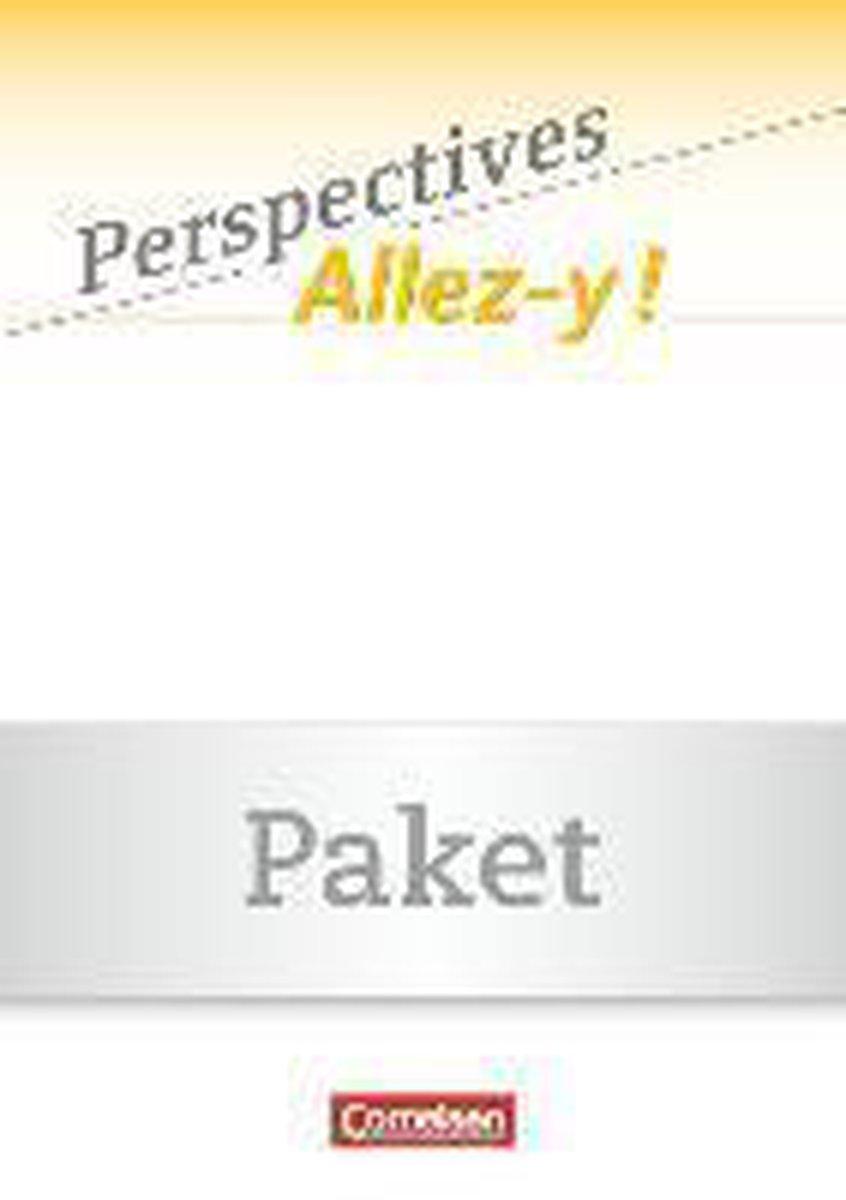 Bol Com Perspectives Allez Y A1 Kurs Und Arbeitsbuch Und Sprachtraining Im Paket