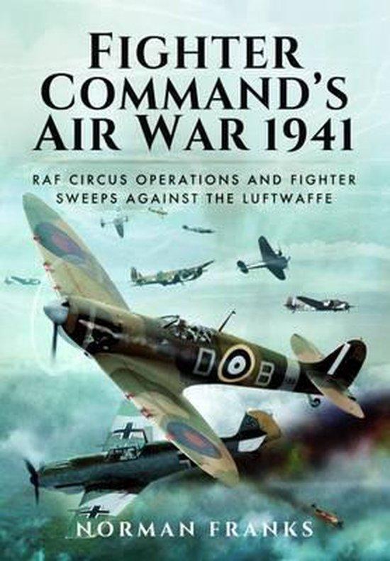 Afbeelding van Fighter Commands Air War 1941