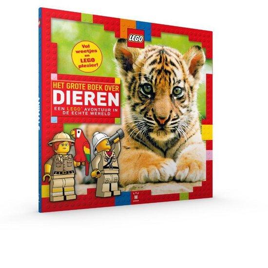 Lego - Het grote boek over dieren - none | Readingchampions.org.uk