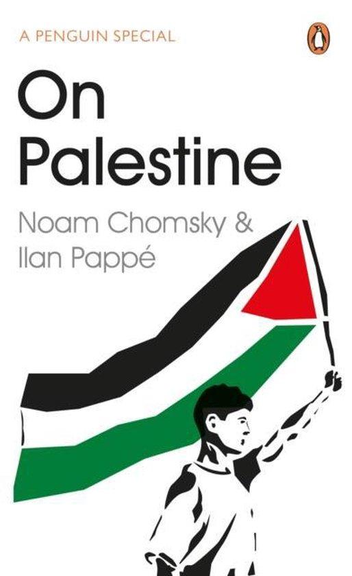 Boek cover On Palestine van Noam Chomsky (Paperback)