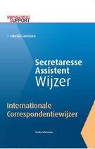 Secretaresse Assistent Wijzer - Internationale correspondentiewijzer