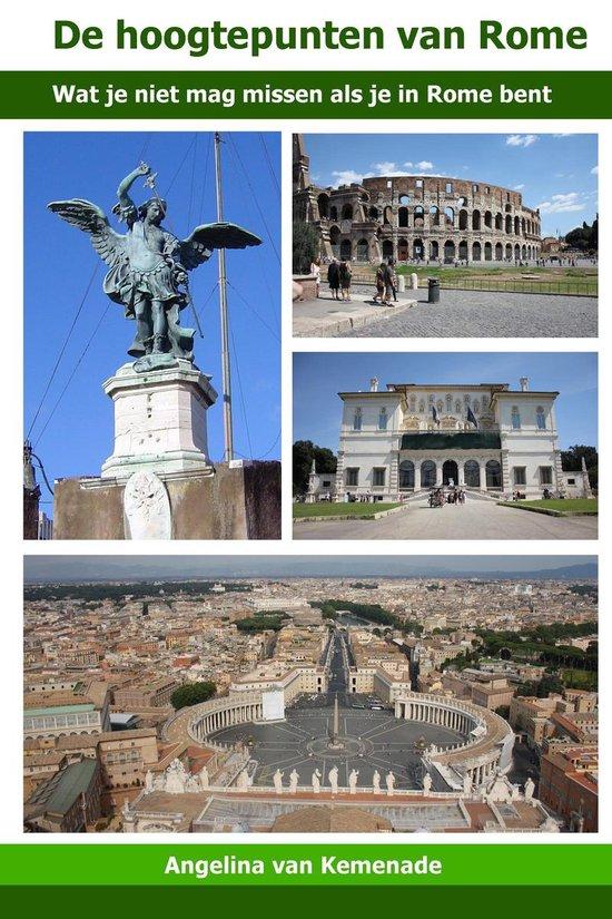 Hoogtepunten van Rome - Angelina van Kemenade |