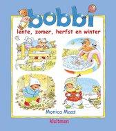 Boek cover Bobbi  -   Lente, zomer, herfst en winter van Monica Maas (Hardcover)