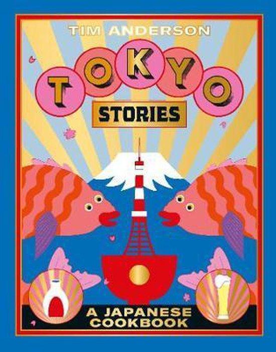 Boek cover Tokyo Stories van Tim Anderson (Hardcover)