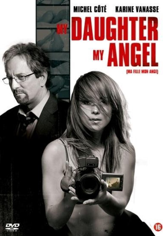 Cover van de film 'My Daugther My Angel'