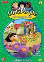 Little People - Sonya Lee En De Lente