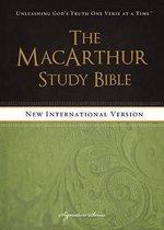 NIV, The MacArthur Study Bible, Hardcover