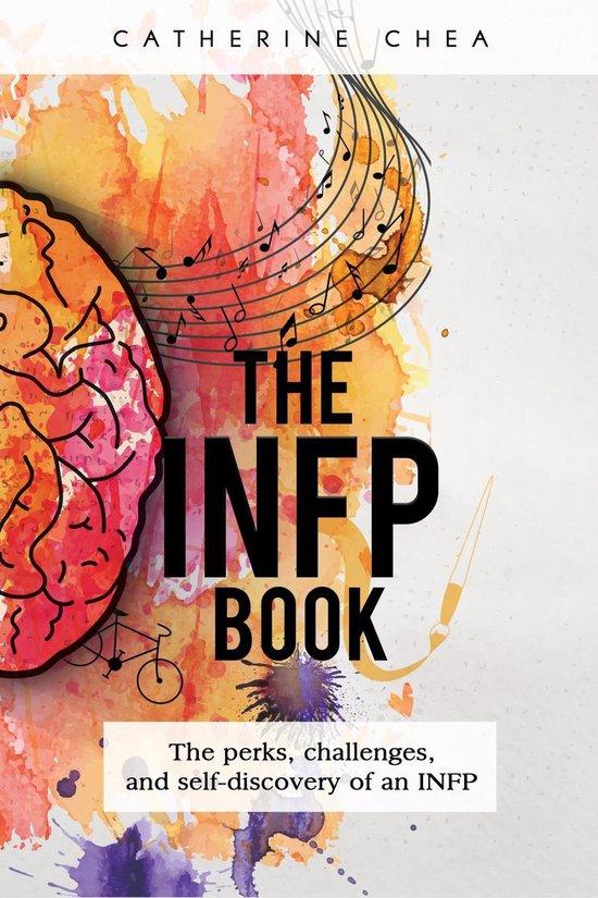 Boek cover The INFP Book van Catherine Chea