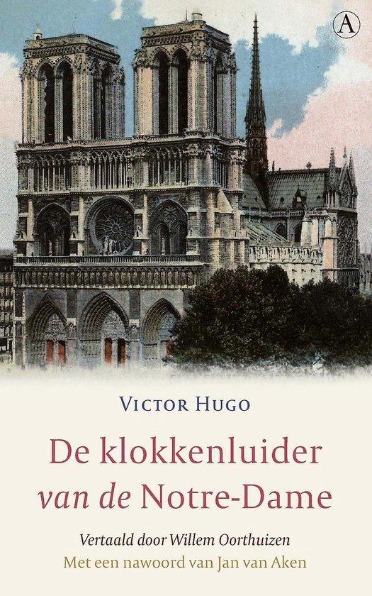 Boek cover De klokkenluider van de Notre-Dame van Victor Hugo (Paperback)