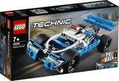 LEGO Technic Politie Achtervolging - 42091