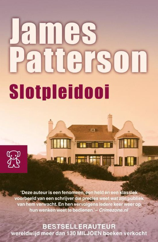 Slotpleidooi - James Patterson |