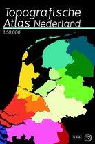 Boek cover Topografische Atlas Nederland van Thomas Termeulen