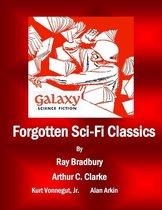 Boek cover Forgotten Sci-Fi Classics van Ray Bradbury