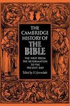 Boek cover The Cambridge History of the Bible van Cambridge University Press