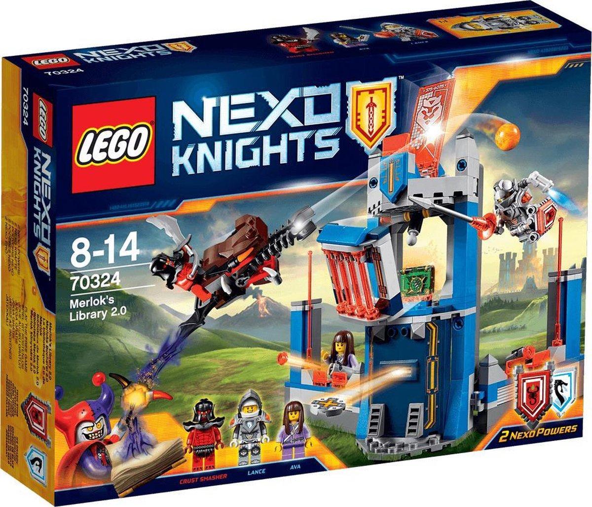 LEGO NEXO KNIGHTS Merloks