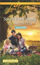 Omslag Small-Town Nanny