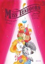 Boek cover Tijgerlezen  -   Miss Eenhoorn van Edward van de Vendel (Hardcover)