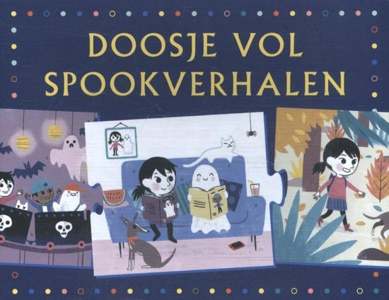 Een doosje vol spookverhalen - Anne Laval |
