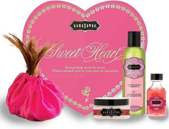 Kamasutra Sweet Heart Geschenkset