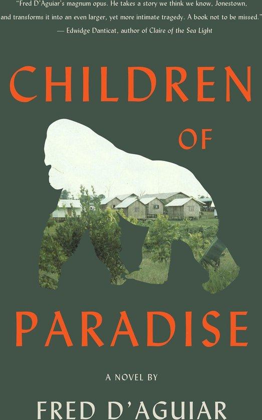 Boek cover Children of Paradise van Fred DAguiar (Onbekend)