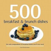 500 Breakfast & Brunch Dishes