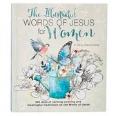 The Illustrated Words of Jesus for Women