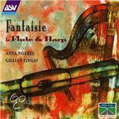 Fantasie For Flute And  Harp