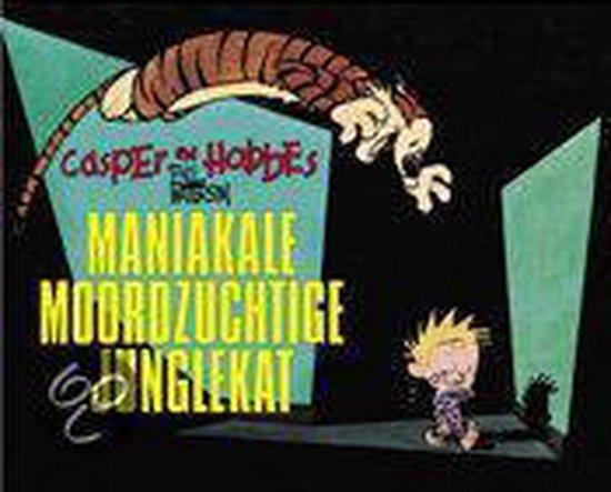 Casper&hobbes oude reeks 09 maniakale moordzuchtige jungleka - Watterson Bill   Readingchampions.org.uk