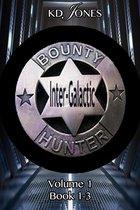 Inter-Galactic Bounty Hunter Series Bundle 1