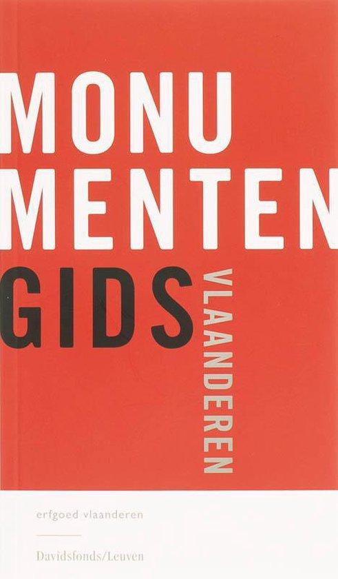 Monumentengids Vlaanderen - Onbekend | Fthsonline.com