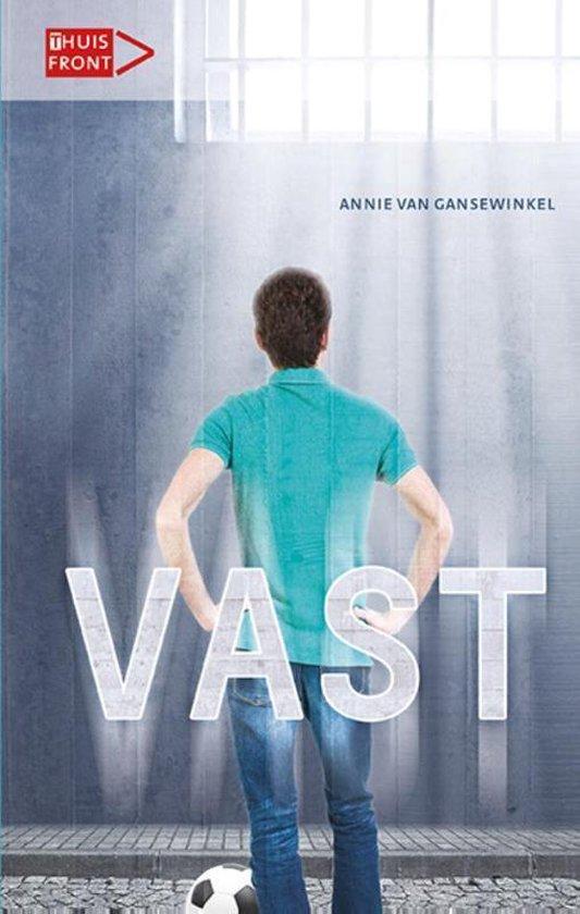 Thuisfront 8 - Vast - Annie van Gansewinkel |