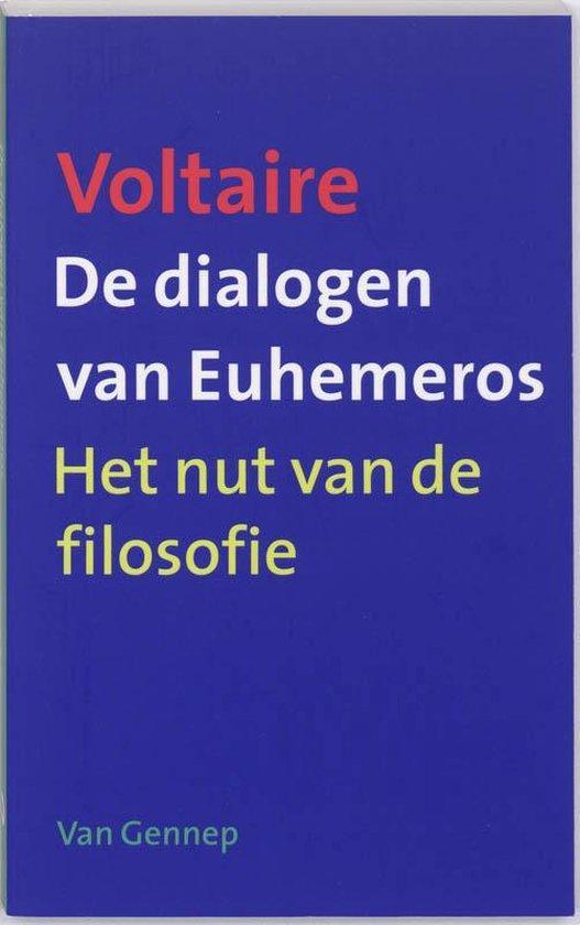 De dialogen van Euhemeros - Voltaire Voltaire | Fthsonline.com