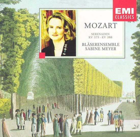 Sabine Meyer Plays Mozart - Serenades K. 375 & K.388