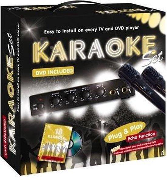 Karaoke Set Pro + Dvd