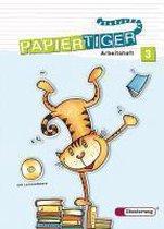 Papiertiger 3. Arbeitsheft mit Lernsoftware CD-ROM. Neubearbeitung