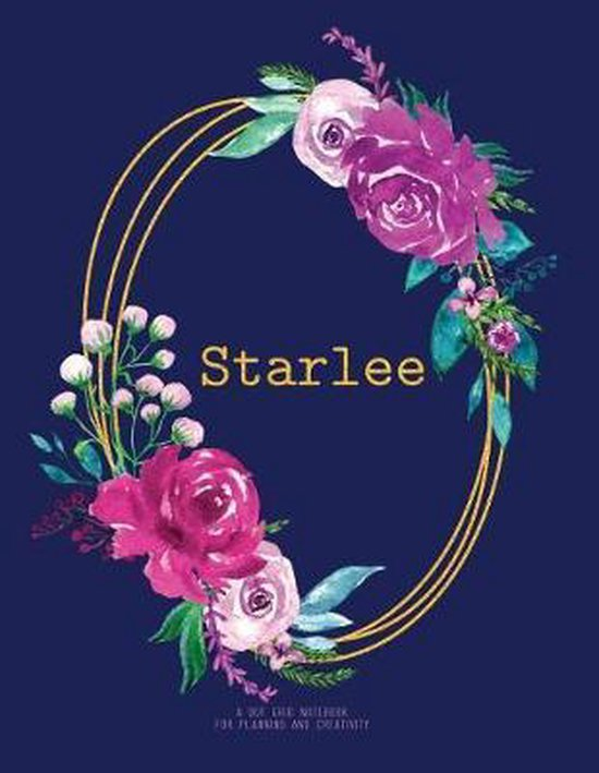 Starlee a Dot Grid Notebook for Planning and Creativity