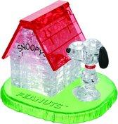 Crystal Puzzel Snoopy En Zijn Huis