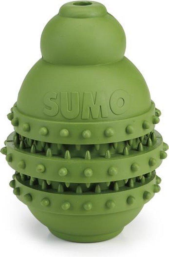 Beeztees Sumo Play Dental - Hondenspeelgoed - Groen - M