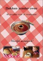 Betere bol.com   Bakken zonder oven (ebook), Jan-Peter Boer JO-78