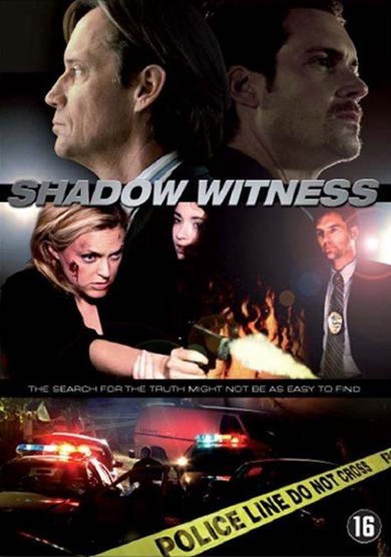 Cover van de film 'Shadow Witness'