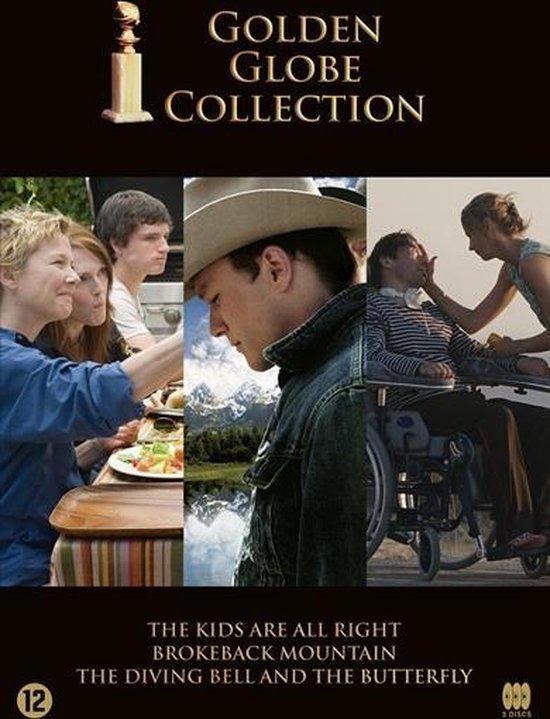 Cover van de film 'Golden Globe Collection'