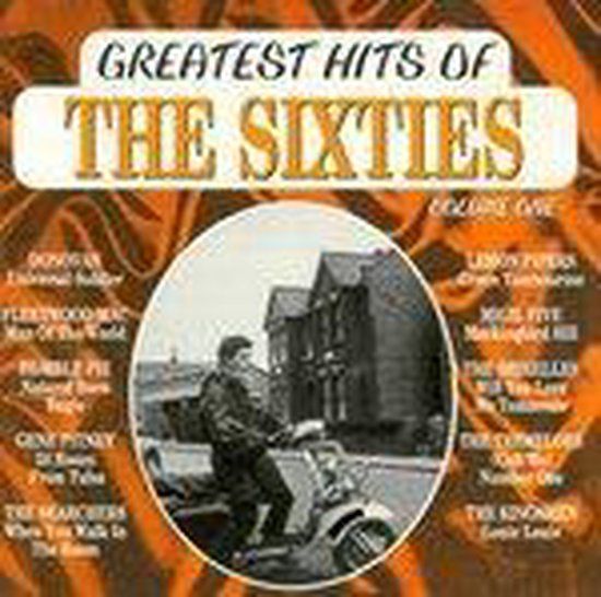 Various Artists – Greatest Hits Of The Sixties Vol. 1
